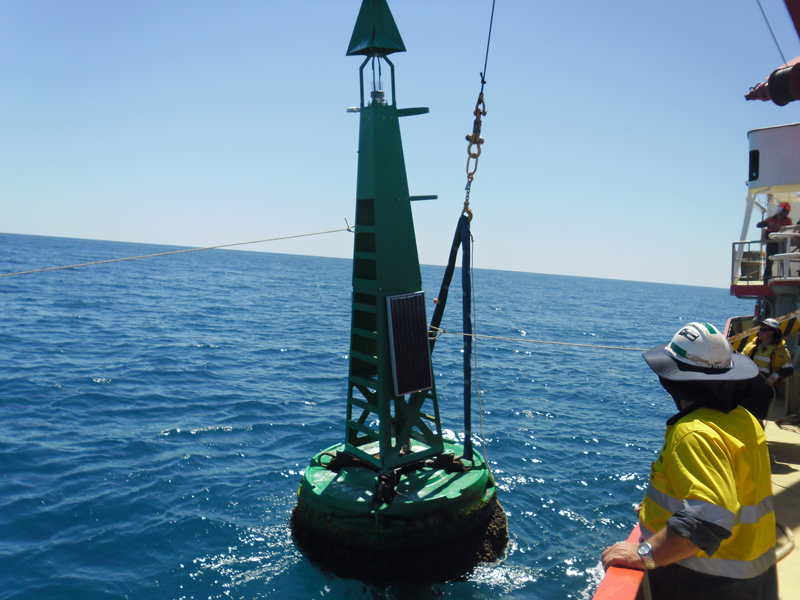 Spencer Gulf Buoys