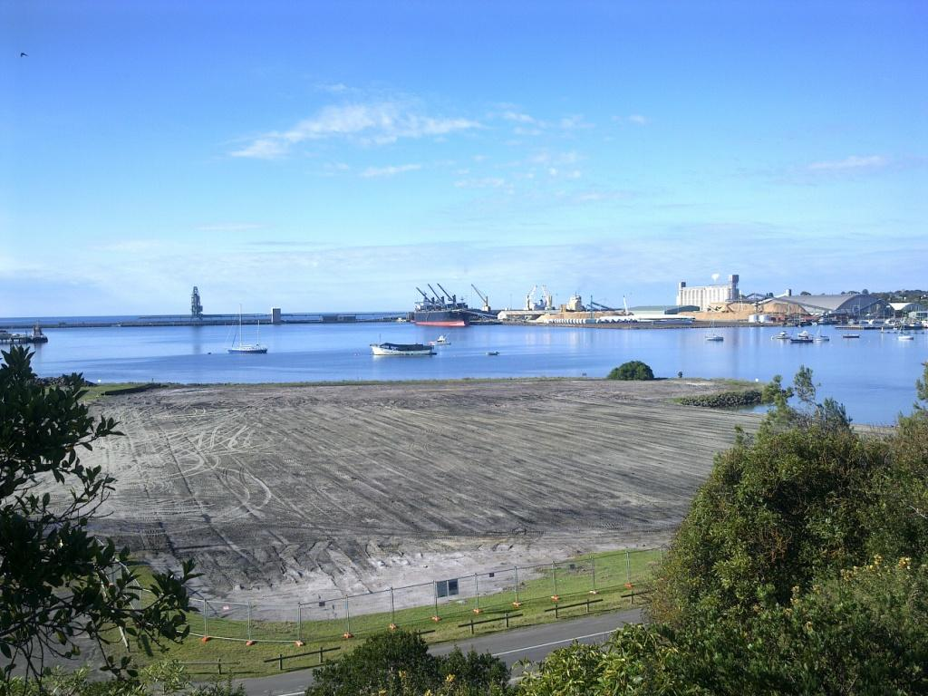 Port of Portland Lagoon Reclamation